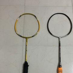 Branded Victor Badminton Racket Available
