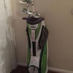 7 Months Used Wilson Golf Set
