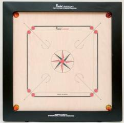 Rarely Used Carrom Board