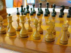 Chess Game In Excellent Condition
