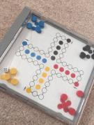 Ludo Game In Good Condition
