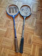 2 Dunlop Badminton In Great Condition