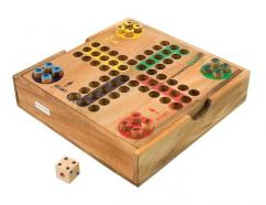 Wooden Ludo Game In Lowest Price Available