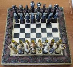 Designer Chess Board available