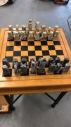 Chess Table In Great Condition