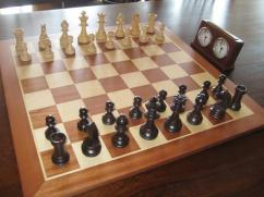 Chess board Game in less used Condition