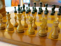 Chess  in well and great condition