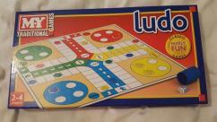 Ludo Board in rarely used Condition