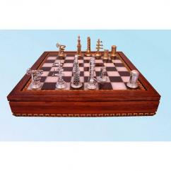 Chess board in very gently used Condition