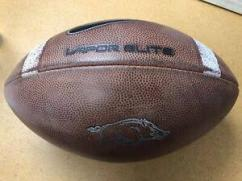 Gently Used football