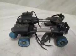 new cosco skates with portable size and brake