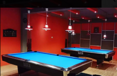 Pool table and  Snooker
