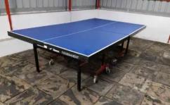 table tennis,foosball table