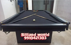 Pool tables standard size