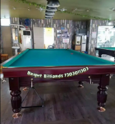 Pool table standard size 4 by 8.