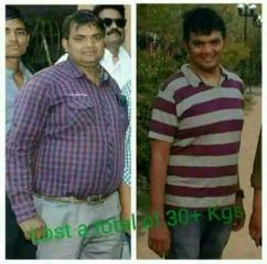 Weight Loss (herbalife health coach)