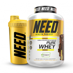 NEED Supplements Pure Whey Special 5lbs Edition