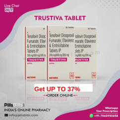 Buy Trustiva Tablet Online at Lowest Price in India