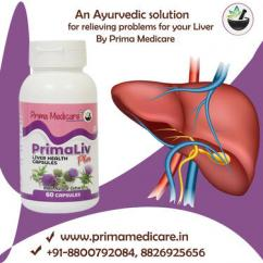 Liver Health Control Capsules