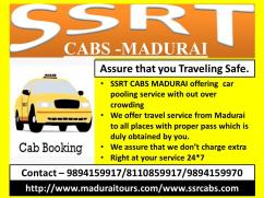 SSRT cabs - Car pooling