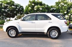 Toyota Fortuner Rental in Amritsar Arora Travels Amritsar