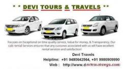 Tourist cabs in mysore