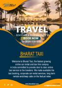 Cheapest Outstation Cabs - Bharat Taxi