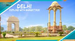 Cheap Cabs Services in Delhi - Bharat Taxi