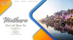 Mathura Car Rental for Sightseeing - Bharat Taxi