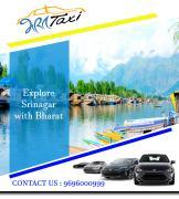 Srinagar Local Sightseeing Taxi Fare - Bharat Taxi