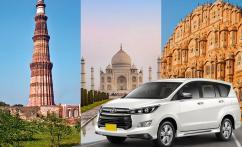 Delhi Agra Jaipur Tour (Golden Triangle)