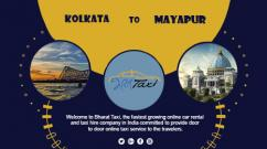 Kolkata to Mayapur Cab