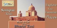 Cab Service in Sonipat