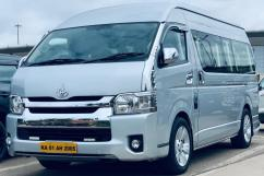 Commuter hire in bangalore Commuter rental in bangalore