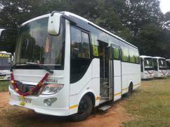 21 seater bus hire in bangalore 21 seater bus rental in bangalore