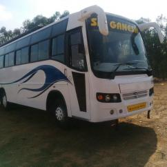 50 seater bus hire in bangalore 50 seater bus rental in bangalore