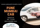 One-way Cab Pune To Mumbai Pawar Travels