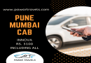 Toyota Innova For Pune To Mumbai Airport Drop Pawar Travels