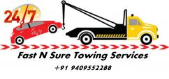 Secure Towing Service from FastnSure