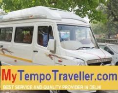 tempo traveller on rent in delhi, luxury tempo traveller, hire tempo traveller