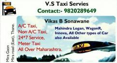 Taxi Service ac non-ac contact vikas