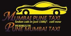 Mumbai pune cab service in sedan car . cheapest rate 1300/- hurry