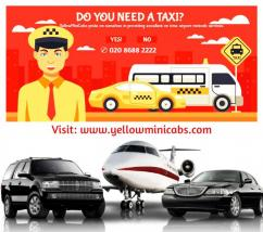 Heathrow Gatwick Airport Taxis Cab Service