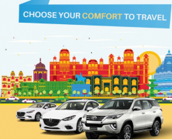 Best taxi in Jaipur for Sightseeing at Padharo