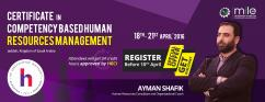 CERCERTIFICATE IN COMPETENCY BASED HUMAN RESOURCES MANAGEMENT