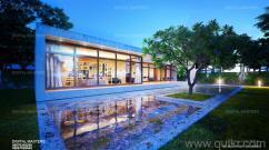Professional  3d Interior Rendering Exterior Rendering Vray Max Rendering