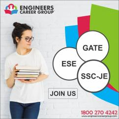 Coaching Classes For GATE Exam For Engineers in Chandigarh