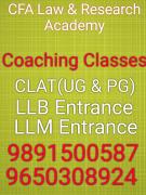 Top Law Entrance Coaching in Noida CLAT Coaching