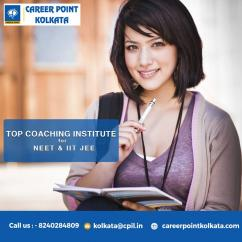 Career Point Kolkata  Best Institute IIT-JEE  NEET And Olympiad