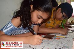 painting coaching at raghuvansham school of modern art